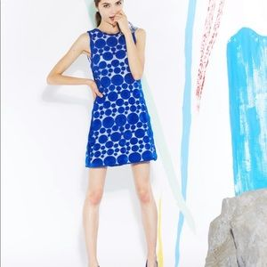 Alice and Olivia Blue dress